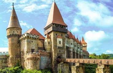 Top 5 Cele mai frumoase castele din Romania