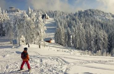 Locuri frumoase de vizitat iarna in Romania
