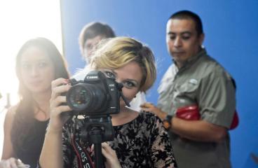 Silvia Epure – Filmari de la celălalt capăt al lumii – Panama