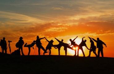 Avantajele si dezavantajele de a calatori intr-un grup mare