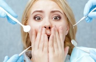 De ce frica de dentist este atat de des intalnita