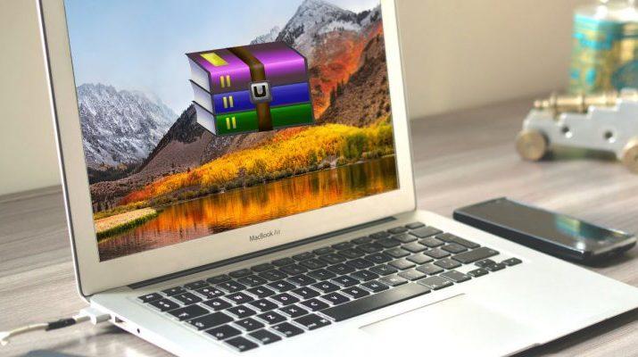 Abrir Y Extraer Archivos RAR En Mac | PedrVO.com
