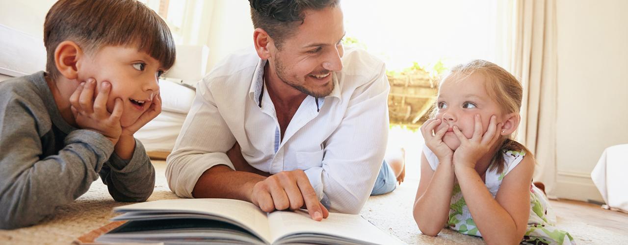 15 Consejos para leer libros en voz alta a los niños