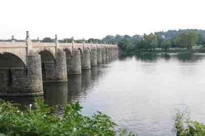 Bridge in Harrisburg, PA