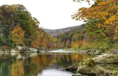 Youghiogheney River in Ohiopyle State Park