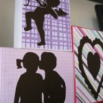 Valentine's Day Blocks & Subway Art