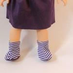Tutorial: Dolly Dress and FREE Boot Pattern