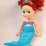 Doll Mermaid Tail Free Pattern