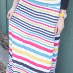 Tutorial: The Maxi Skirt