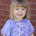 Tutorial: Easy Rapunzel Costume