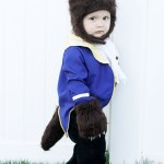 Beast Inspired Costume Tutorial and PDF Sewing Pattern