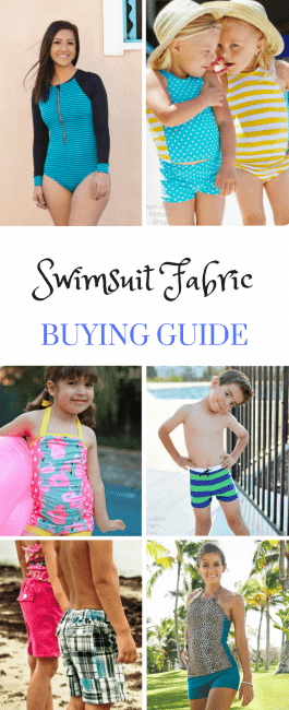 Buying Guide to Swimsuit Fabric