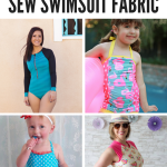 How to Sew Swimsuit Fabric & Linings: Sew Along Day 2