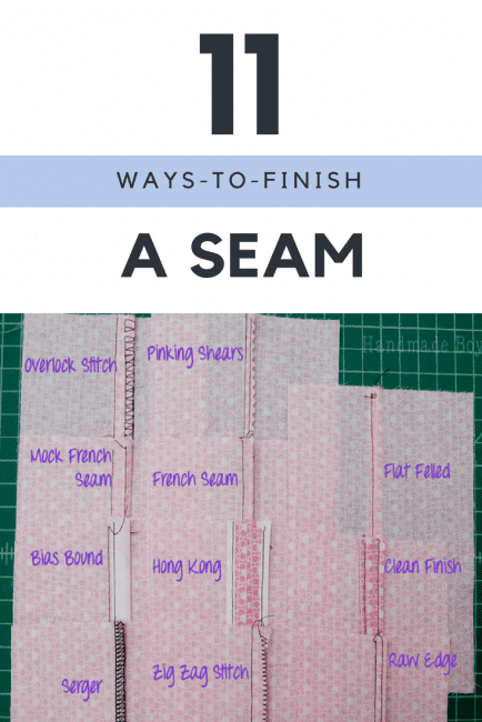 Finishing Seams