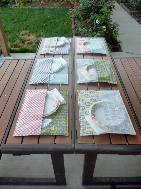 Patio Placemats 2