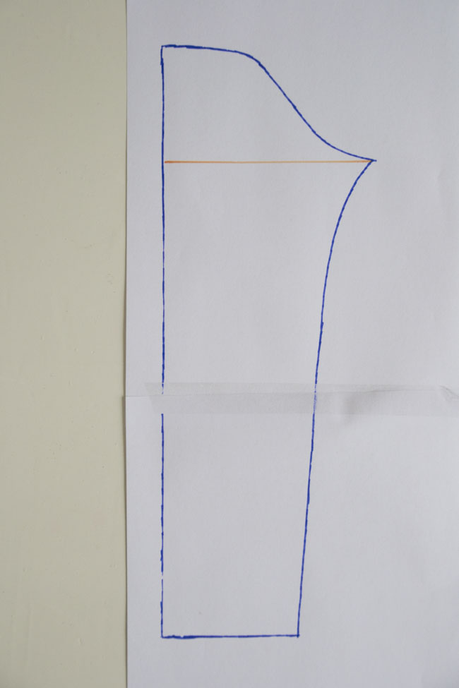 How to make gathered sleeves - Tutorial for Peek-a-Boo Pages by Pienkel 19
