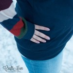 Rainier Raglan Hack – Adding Bands and Cuffs to any pattern!