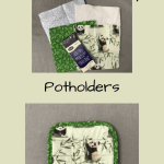 How to Sew a Potholder