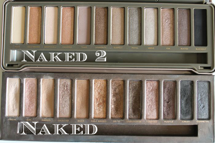 Urban Decay Naked 3 Palette Review and Swatches - Makeup
