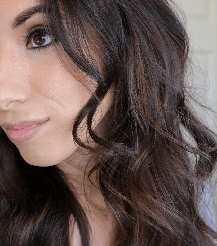 The highlights are especially natural,looking because they weren\u0027t placed  on the very top of my hair or in the front; they peek out from underneath.