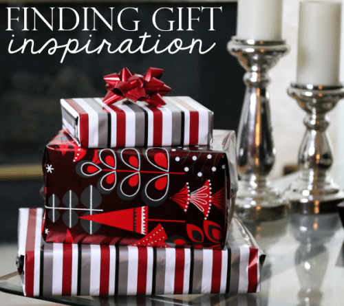 finding gift inspiration