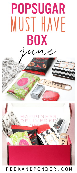 Popsugar Must Have June