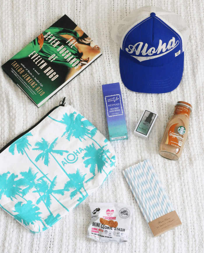 Summer items to take to the beach