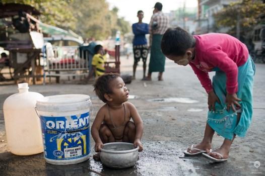 Diplomatic situation - Mandalay
