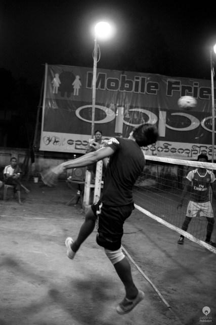 Messy Messi - Bagan