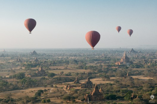 2803 temples, 2804 temples, 2806 temples... oh damn I need to start over - Bagan