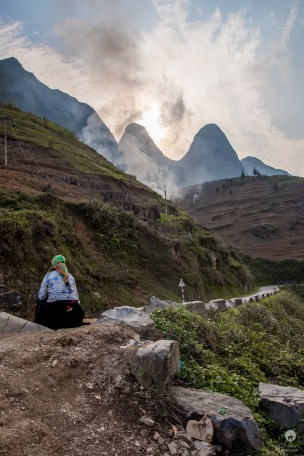 A other good spot for lunch - Ha Giang