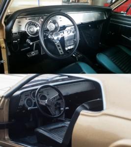 1968 Cougar Customization
