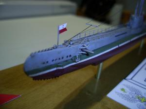 Orp Sep Orzel Class Submarine