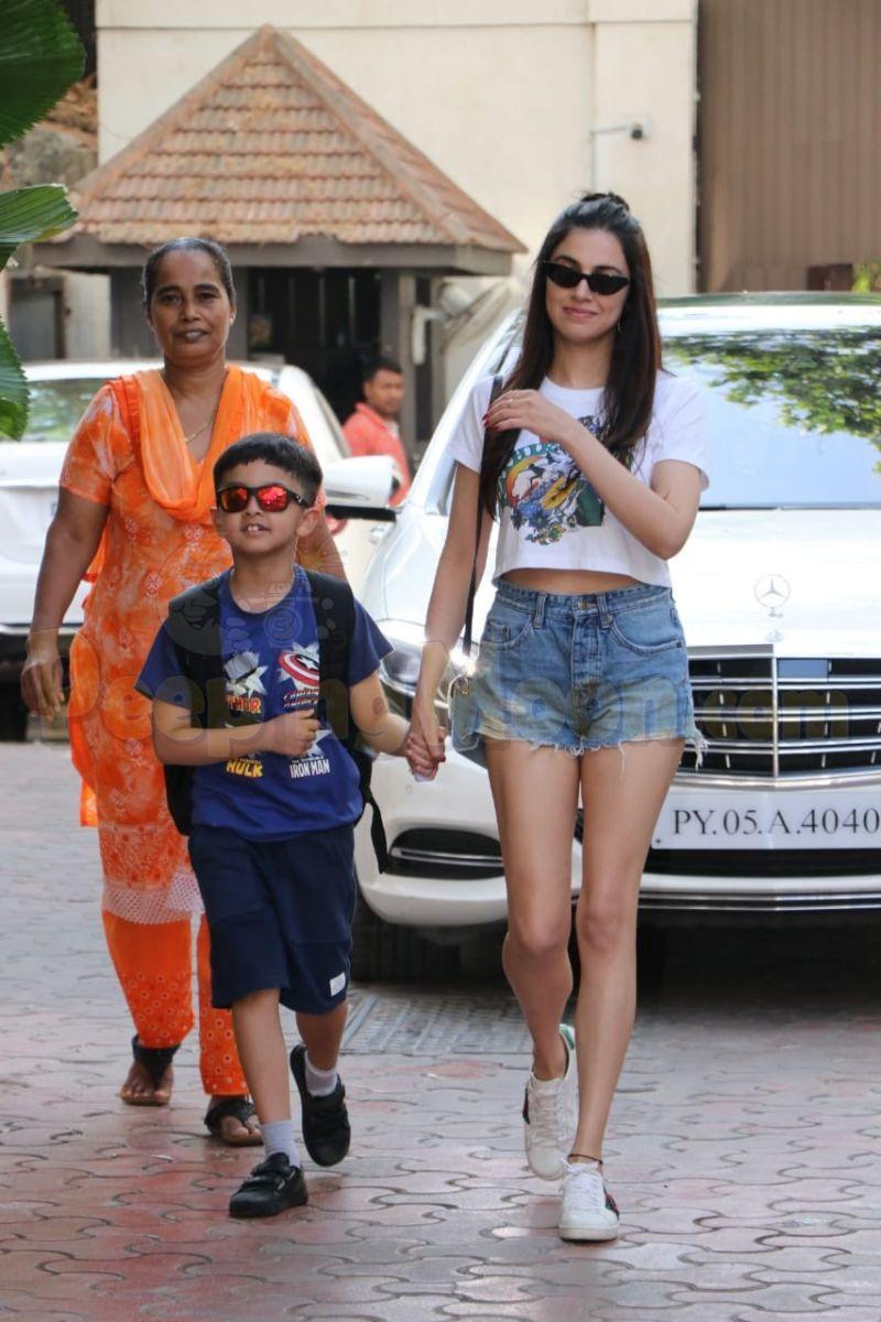 Divya Khosla Kumar along with son Ruhaan dazzle at Shilpa Shetty's ...
