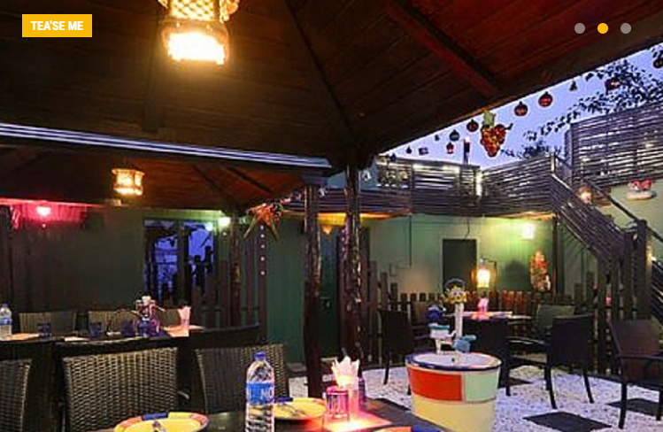 best hangout places in Agra