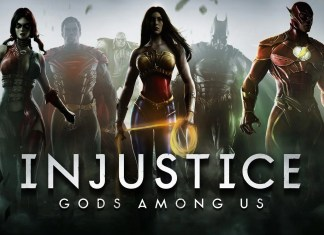 Injustice God Among Us Header
