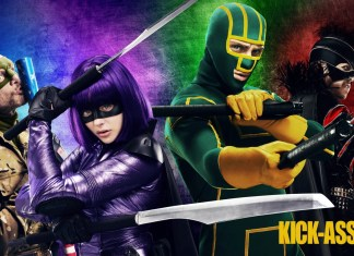 Kick Ass 2 Movie Header