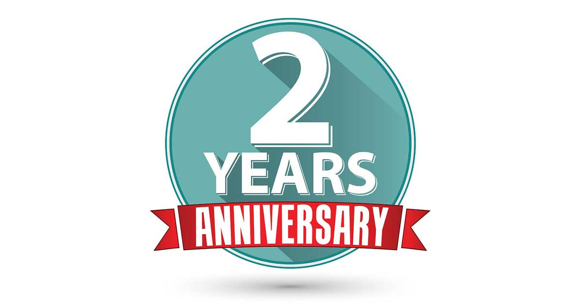 Work Anniversary Invite 10 Year