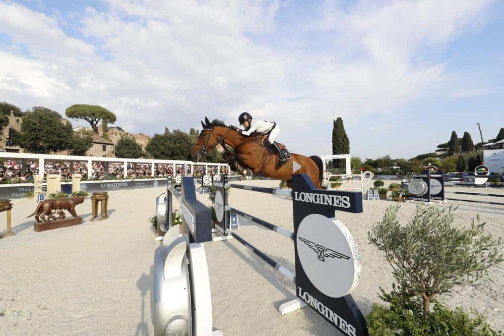 Die GCT in Rom - Photo- Longines Global Champions Tour