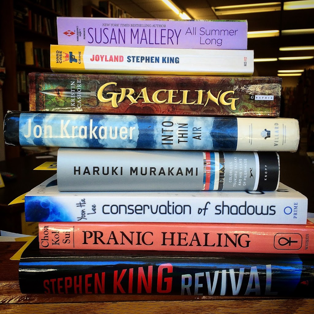 Favorite Books We Read in 2014
