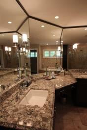 Interior Design Master Bathroom| Pegasus Design Group | Milwaukee, WI