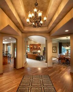 Interior Design Entrance | Pegasus Design Group | Milwaukee, WI