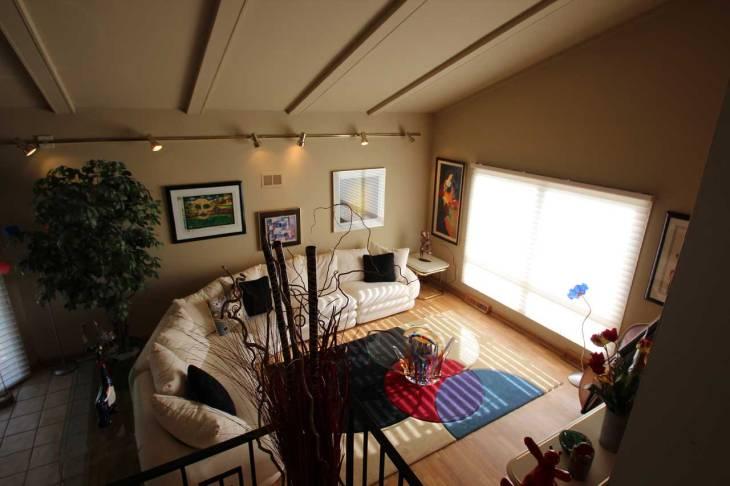Interior Design Modern Great Room | Pegasus Design Group | Milwaukee, WI