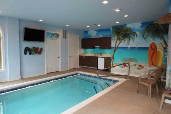Interior Design Foyer Entrance | Pegasus Design Group | Milwaukee, WI