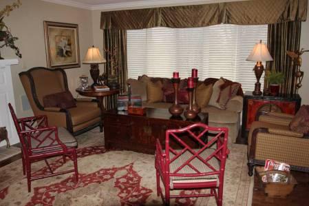 Interior Design Living Room | Pegasus Design Group | Milwaukee, WI