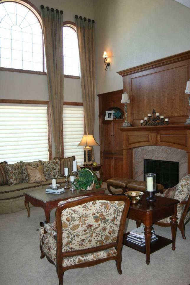 Interior Design Formal Living Room | Pegasus Design Group | Milwaukee, WI