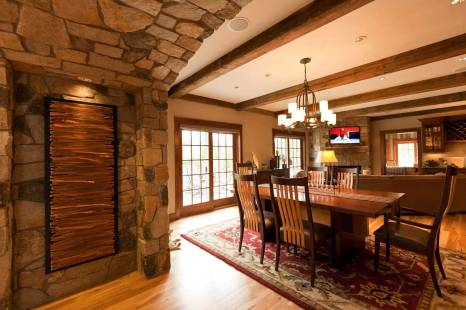 Interior Design Traditional Dining Room | Pegasus Design Group | Milwaukee, WI