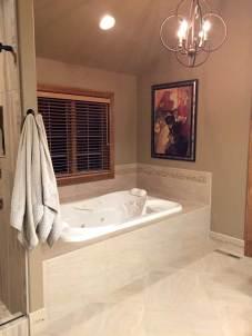 After: Master Bathroom Complete Remodel | Pegasus Design Group | Interior Designers