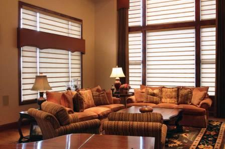 Interior Design Home Den | Pegasus Design Group | Milwaukee, WI