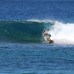 COVER Rob spent his week charging every break we surfed 2